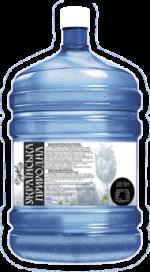 Артезианская минеральная природная столовая вода