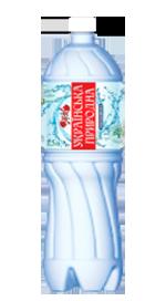 Газированная вода 1,5 литра