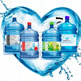 Асcортимент води